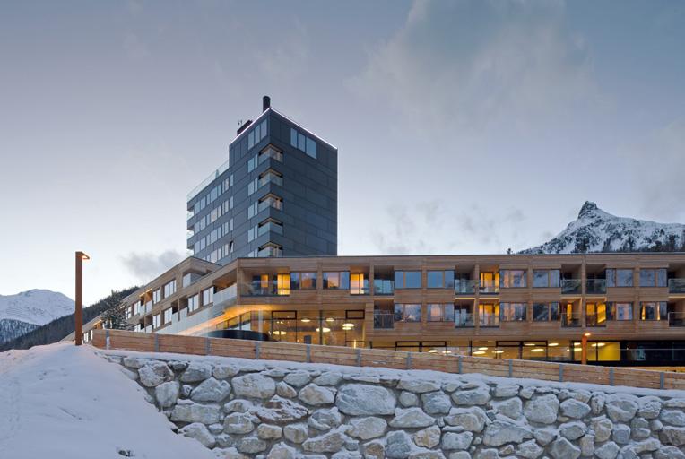 IDL resort gradonna kals appartement ferien cluburlaub chalets
