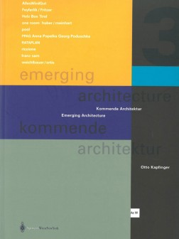 emerging architecture