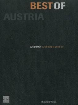 best of Austria – Architektur 2008 – 2009