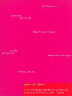 Biennale 2004 architektur ausstellung