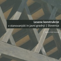 Slovenische Architektur – Lesene konstrukcije
